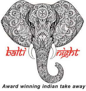Balti Night Indian Takeaway